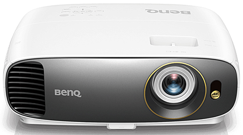 BenQ HT2550 4K Projector -- Front View