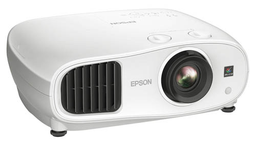 Epson 3700 Home Theater Projector