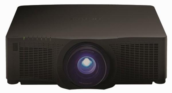 Christie DHD851-Q Black Projector