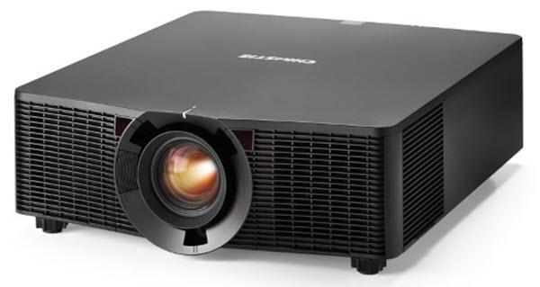 Christie D12WU-H Black Projector
